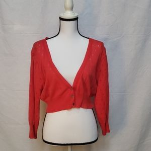 Mark by Avon Cropped Sweater
